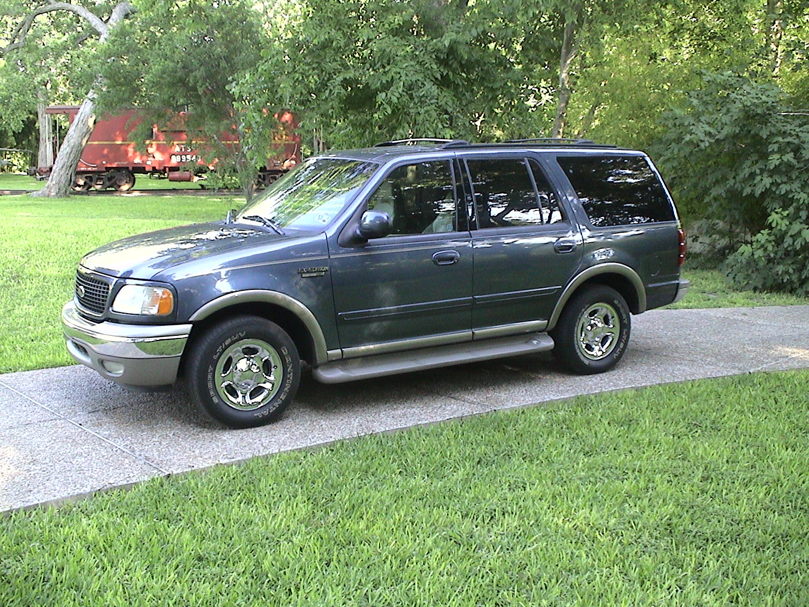 01expb on ford expedition