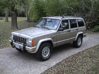1993 JEEP SPORT COUNTRY