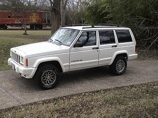 1998 JEEP CHEROKEE LIMITED   SOLD