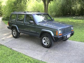 1988 jeep cherokee sport